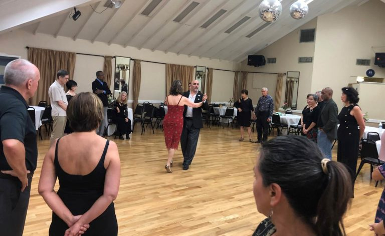 group argentine tango classes